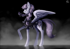 Inky Rose by Anzhyra