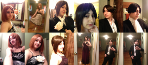 Attack on Tumblr Prom [Compilation] by ChaosSoda