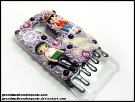 One Piece Decoden Case by GrandmaThunderpants