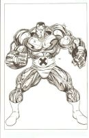80s Colossus by LakLim
