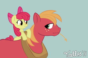 Brother and Sister by Toodles3702
