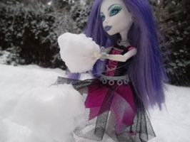"""Building A Snowman"" 2 by Ayleia-The-Kitty"