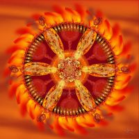 Sacral Chakra Seal of Protection by Ashnandoah