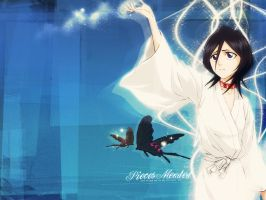 Kuchiki Rukia - Pieces Mended by Endless-moment