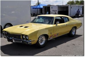 Buick GS by BlurWing