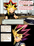 Question 1269 ~Banned from Movies and Darkness~ by AskMMDYugi