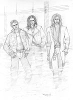 Lost Boys Commission 1 by Zephyri
