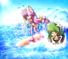 .:Surf's up:. Contest Entry by Sancosity