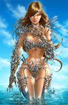 Witchblade - swimsuit edition by jamietyndall