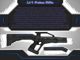 LI-1 Pulse Rifle by OutFoxedTW