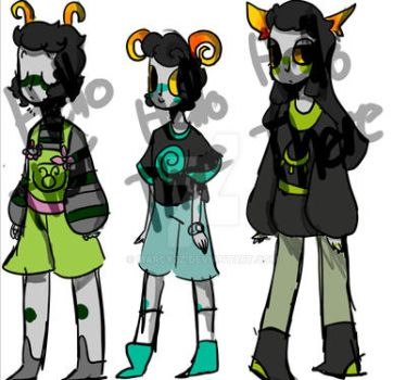 Another Fantroll Adopt(Closed) by Marcyzz