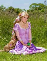 Rapunzel at NFCC by aelynn000