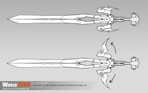 Sword 2 Concept by anireal