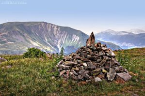 Cairn by CharlieMerci