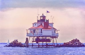 Lighthouse Station by PaulWeber