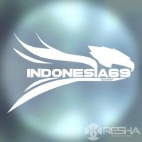 LOGO UNOFFICIAL HUT INDONESIA 69th by reshafandy