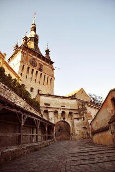 Sighisoara by MistyForest