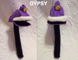 Gypsy plush by silentorchid