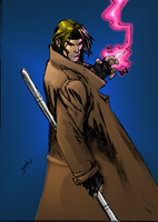 Gambit by The-FreakyMan