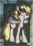 Derpy Hooves by Velexane