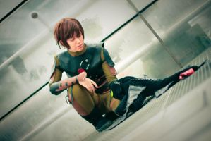 Hiccup with Toothless 1 (HTTYD2) by FF7Kiribani