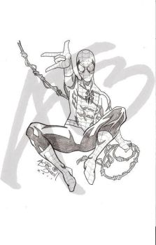spider-man by Ace--of--Oblivion