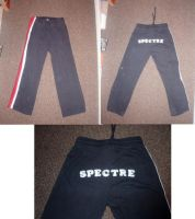 N7 Spectre Sweatpants by Emilijoy