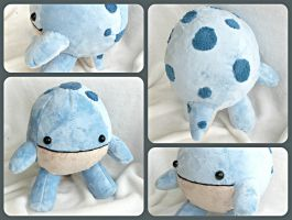 Quaggan Plush by Panda-Prune