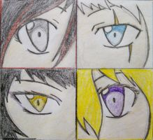 From Our Eyes [RWBY] by shadowmistx92