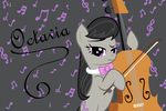 Octavia Wallpaper by Luuandherdraws
