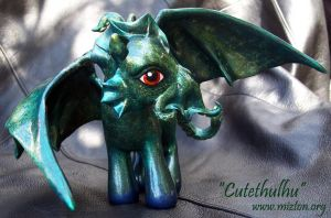 My Little Cutethulhu by Cehualli