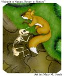 Submit N' Return to Nature by MidNight-Vixen