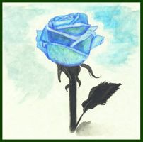 Ghost Of A Rose by TigrisTheLynx