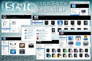 iStyle IconPack Installer by JokerneB