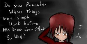 Iscribble: Do you Remember? by Astralstonekeeper