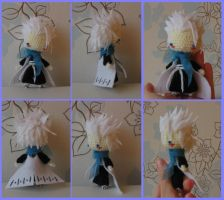 Commission: Toushiro Hitsugaya by Yuki87
