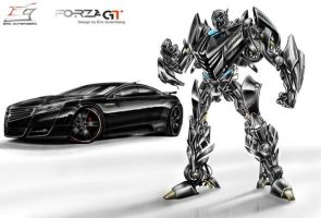 FORZA Transformers by Gutem360