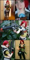 lilith - borderlands. by sheshechan