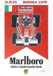 Marlboro McLaren by johnwickart