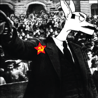 Communist Wolf by countevil