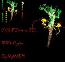 Cloud of Darkness Sprite by Chidoridude55