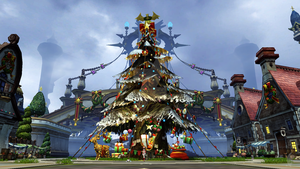 New Saints Haven Christmas by Halo-Photographer