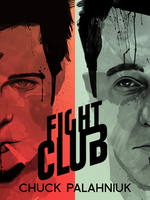 Fight Club Book Cover by SamKimish