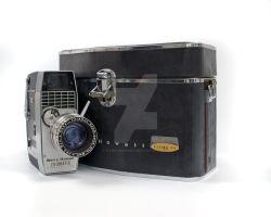 Bell and Howell Zoomatic Case by Ryan-Warner