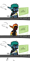 Excuses by RedtheGamr