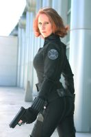 Natasha Pose by Lady-Skywalker