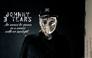 Johnny 3 Tears by undeadmarked