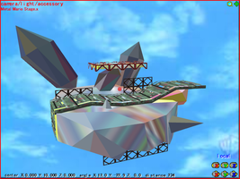 Metal Mario Stage + DL by Valforwing