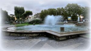Fountains (Portail des Jacobins) 1 by Hubert11