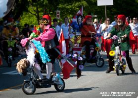 Canada Day Parade Halifax 4 by NoraBlansett